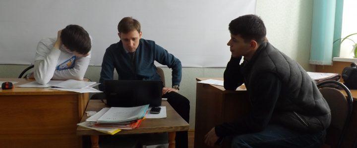 Выездная консультация в Железнодорожном техникуме
