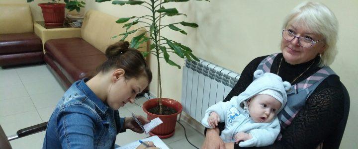 Обычный день из проекта «Маленькая мама»