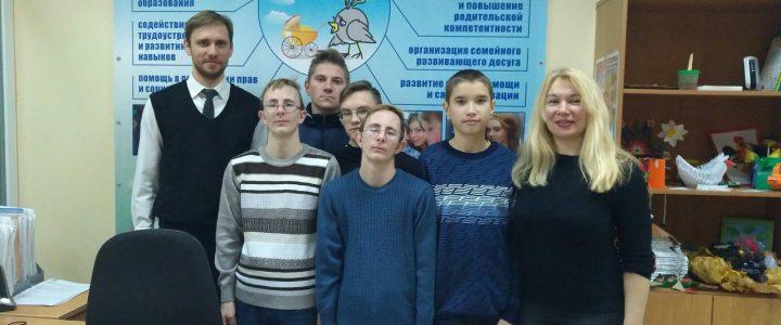 День открытых дверей во Всероссийский день правовой помощи детям