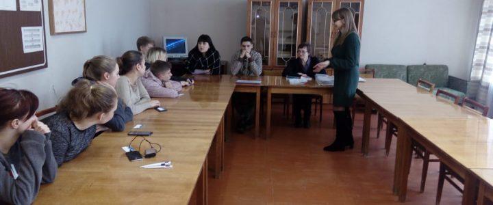 Прошла третья выездная консультация в «Техникуме отраслевых технологий». На этот раз в городе Демидове