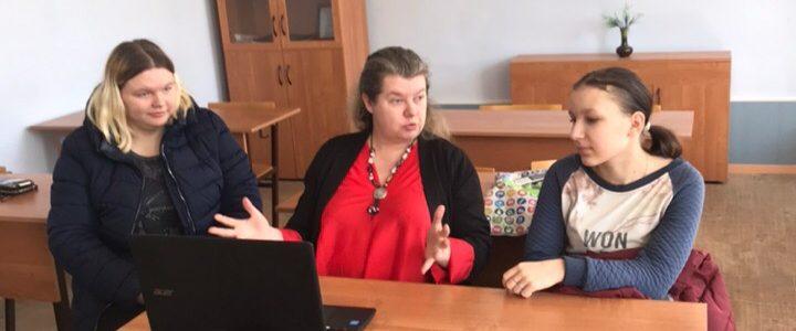 Молодые мамы из Сафоново получили консультативную помощь