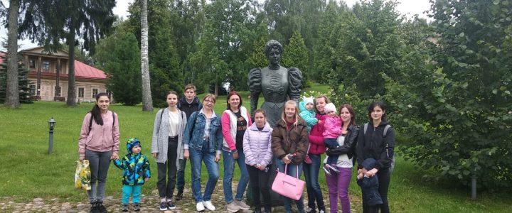 Экскурсия в «Теремок»