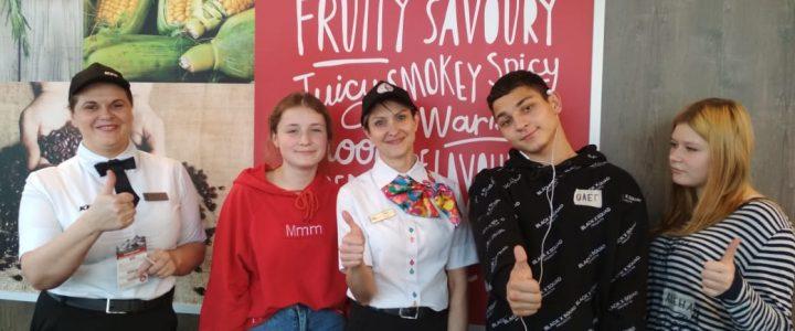 Экскурсии-квесты в ресторане KFC