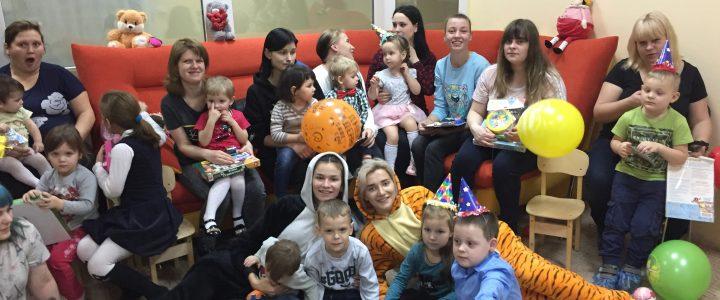 Старт проекта «Молодая мама: развитие социально-правовой и психологической поддержки молодых матерей из числа сирот в Смоленской области»