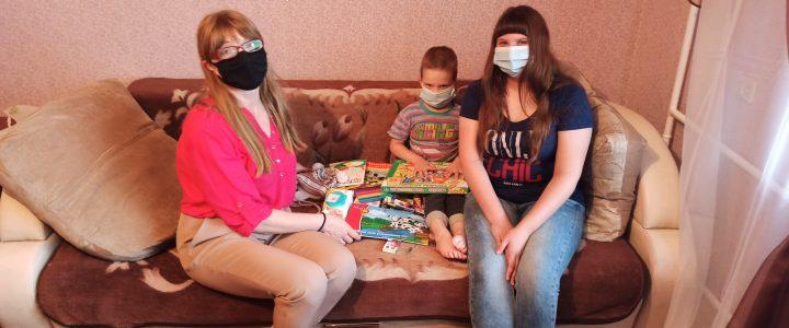 Очередной выезд комплексной мобильной группы в районы Смоленской области в рамках проекта «Молодая мама»