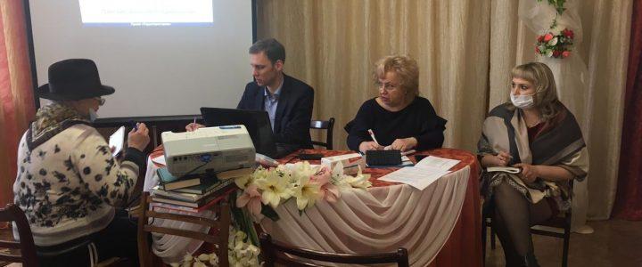 Выездные мероприятия в Духовщинском и Сафоновском районах