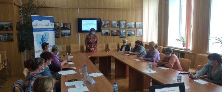 Выездные мероприятия в Сычевке и Новодугино